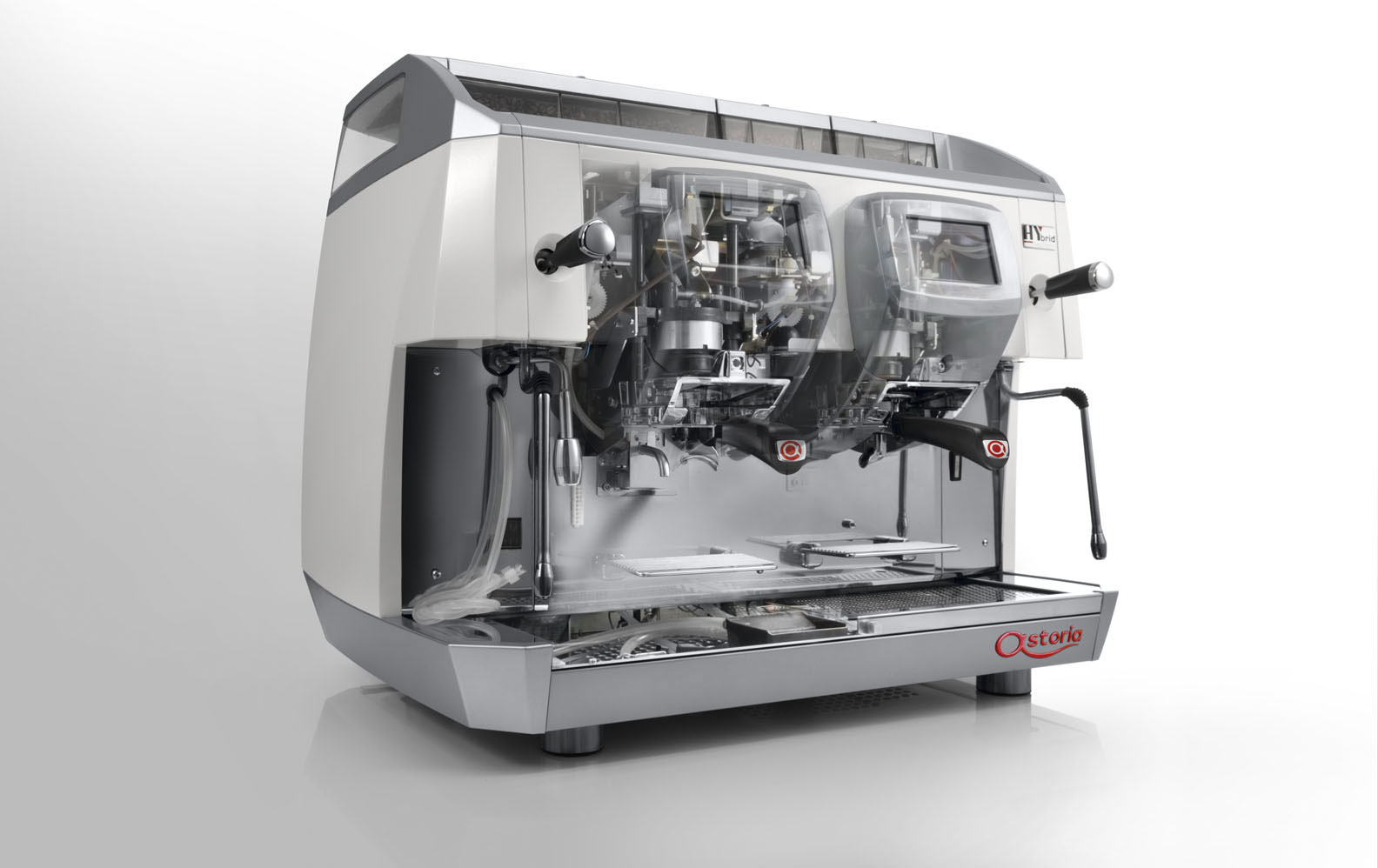 Hybrid Easy Pleasure By Astoria Espresso Coffee Machines